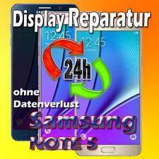 24 Stunden Samsung Galaxy Note 5 N920 Display Reparatur Frontglas Austausch Gold