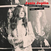 Janis Joplin - San Francisco Radio Sessions vinyl lp  RLL052