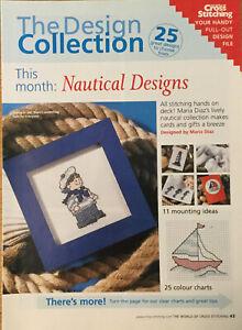 Cross Stitch Chart - Nautical Design Collection