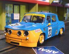 Slotcar BRM RENAULT R8 Gordini in 1:24 VORBEREITET für Carrera Digital    BRM082