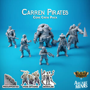 Dungeons and Dragons Miniatures, D&D, 5E, Pathfinder, Tabletop, RPG, Wargames