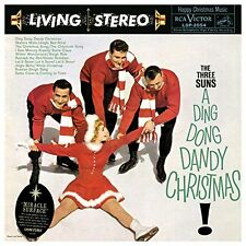 The Three Suns: A Ding Dong Dandy Christmas. CD Holiday Music