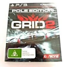 PS3 PlayStation 3 Grid 2 Game