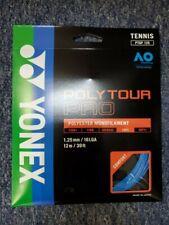 Yonex Poly Tour Pro Blue 16L Gauge 1.25mm Tennis String Polyester String