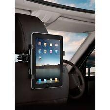 UK CAR VEHICLE SEAT BACK HEADREST ROTATABLE MOUNT HOLDER FOR APPLE IPAD 1 2 3 4