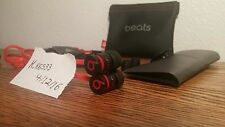 URBEATS Red/ Black Beats By Dre NEW GUARANTEED GENUINE BEWARE OF CHEAP FAKES!