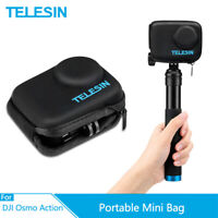 TELESIN Portable Mini Case Carrying Handheld Protector Bag For DJI Osmo Action