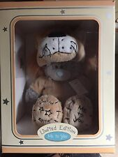 L@@K - BOXED ANIMAL ME TO YOU TATTY TEDDY BEAR LIMITED EDITION - LION