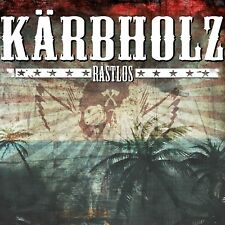 KÄRBHOLZ Rastlos CD Digipack 2018