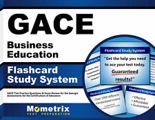 GACE Business Education Flashcard Study System