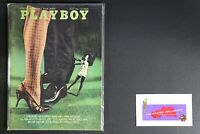 💎 PLAYBOY MAGAZINE MAY 1965 MARIA MCBANE STELLA STEVENS JAMES BOND💎