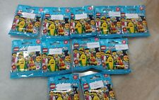 Lego Collectible Minifigure Series 17 extra Figures 71018