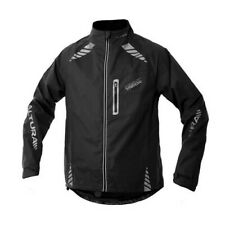 Altura Night Vision Men's Waterproof Cycling Jacket, Black, Large