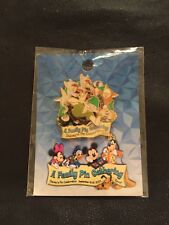 Disney Family Pin Gathering Pin~Peter Pan & Lost Boys~Sealed~LE 750