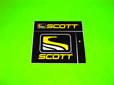 SCOTT GOGGLES ATV QUAD SNOWMOBILE SKI SNOWBOARD BMX MOTOCROSS DECALS STICKERS &&