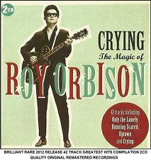Roy Orbison Very Best Greatest Hits Collection RARE 2CD 50's & 60's Rock & Roll