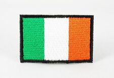 REPUBLIC OF IRELAND IRISH NATIONAL FLAG MEDIUM IRON/SEW ON PATCH BADGE