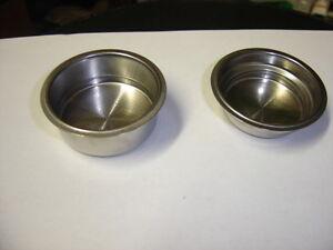 kit filtro 1 tazza+ filtro 2 tazze per gaggia g2010