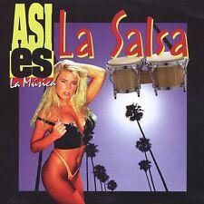 NEW - Asi Es La Musica: La Salsa by Various Artists