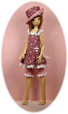 BJD pattern 4 Kaye Wiggs' 54cm Tobi fits MSDs, Kish, Little Darling Dolls & Ell