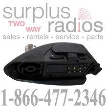 NEW 2 PIN AUDIO ADAPTER FOR MOTOROLA HT1250 HT750 HT1250LS MTX850 MTX950 MTX8250