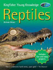 Reptiles (Kingfisher Young Knowledge), Weber, Belinda, New Book