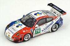 SPARK Porsche 997 GT3 RSR IMSA Performance Matmut No.76 Le Mans 2011 S3417 1/43