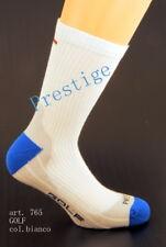 Calze Tecniche/Technical Sock  Sport GOLF CORTO colore BIANCO tg.43-46