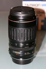 Objectif Canon EF 70-210 mm f/3,5-4,5 USM Tres Bon Etat