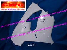 KAWASAKI ZX 9 R 98'-03' carénage latéral / flanc droit