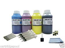 Refill pigment ink for Kodak 30 ESP C310 C315 ESP Office 2150 2170 4x250ml 2chip