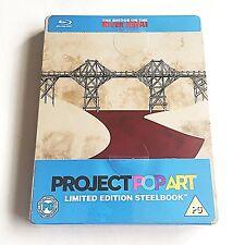 The Bridge on the River Kwai Blu-ray Steelbook [UK] Region Free OOS/OOP SOLD OUT