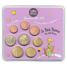 Mini-set BU euro - Naissance fille - 2012