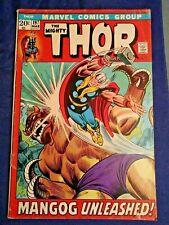 Thor #197 (March 1972, Marvel) MID GRADE