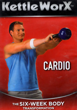 Kettle Worx: Cardio (Dvd) - *Disc Only*