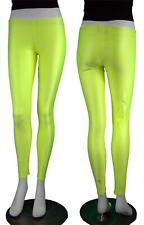 Insanity Disco 80s Party Fancy Dress Neon Legging REDUCED / SALE RRP £12.99