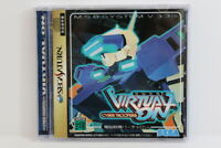 Virtual On Cyber Troopers Sega Saturn SS Japan Import US Seller G7718
