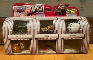Disney Pixar Cars Mini Adventures Sarge's Boot Camp Gift Pack 6 LOOSE Vehicles
