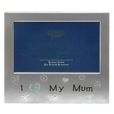 Photo Picture Frame I Love Mum Birthday Christmas Parent Gift