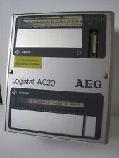 AEG Modicon Schneider electric SPS A020 Logistat Grundgerät 230VAC 200569.11