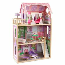 KidKraft Ava Dollhouse.  Made of wood.  5 rooms including a porch.