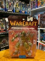 "World of Warcraft Orc Grunt 6"" Figure Blizzard New Sealed"