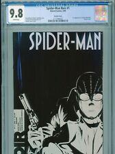 2009 MARVEL SPIDER-MAN NOIR #1 VARIANT 1ST APPEARANCE SPIDER-MAN NOIR CGC 9.8