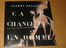 Johnny HALLYDAY (CD single) Ca ne change pas un homme  NEUF SCELLE