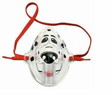 "Child Kids Pediatric Aerosol Nebulizer Mask - Spots ""Spotz"" the Dog LATEX FREE"