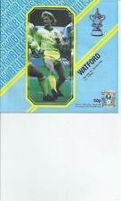 Coventry City Football FA Cup Fixture Programmes (1980s)