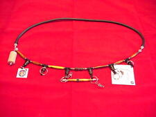 Big Sky Lanyards 6 Clip Lanyard with Cork Fly Holder  GREAT NEW