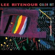 █► CD LEE RITENOUR COLOR RIT 1989 10 Tracks GRP 95942 011105959421
