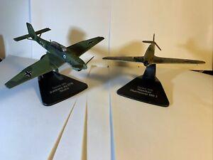 2 Atlas Dunkirk 1940 Die Cast Planes