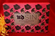 URBAN DECAY SIN AFTERGLOW HIGHLIGHTER + BLUSH  8 HOUR PALETTE  100% AUTHENTIC